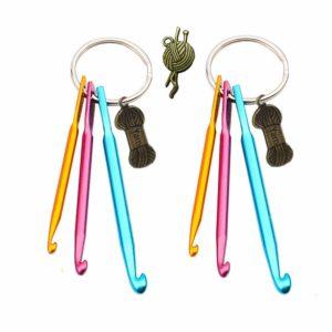 Crochet Hook Necklaces