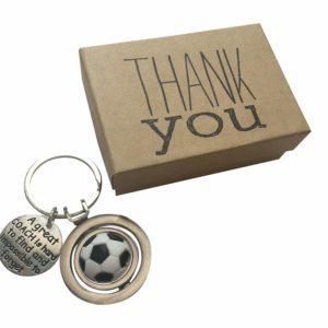 Appreciation Keepsake Keychain