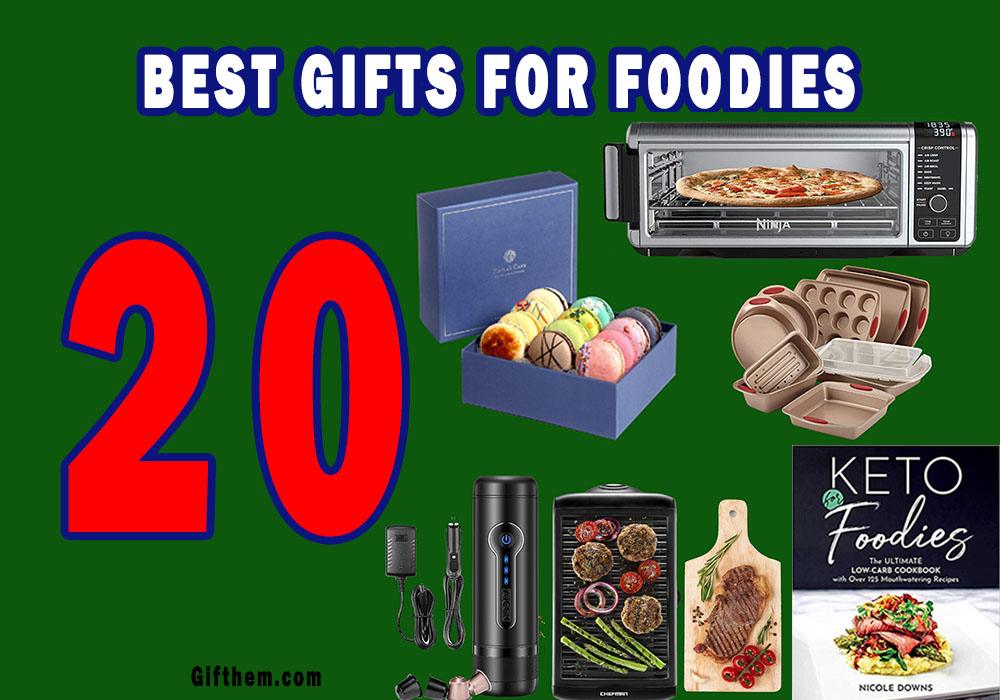 20 Best Gifts For Foodies 2020 Holiday Vegan Foodie Gift Ideas