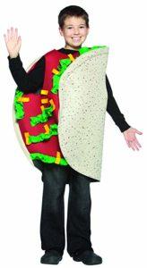 Boys Tacos Costume