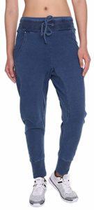 Casual Cotton Harem Jean