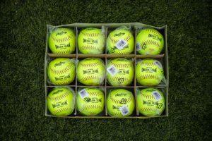Fast Pitch Softballs