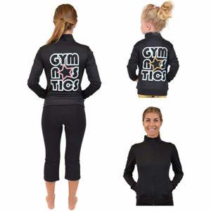 Glitter Gymnastics Jacket
