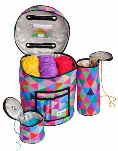 Knitting & Crochet Bag - Gifts For Knitters