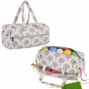Knitting Travel Bag