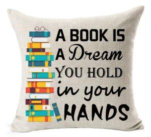 Librarian Pillow Case