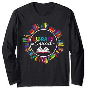Library Squad Tshirt