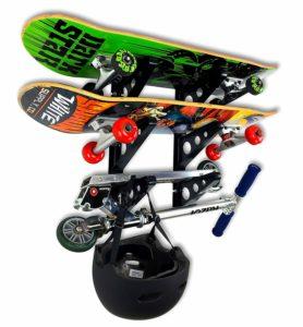Skateboard Rack Gift