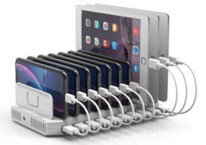 USB Charging Dock - Tech Gifts