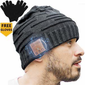 Unisex Knit Bluetooth Beanie