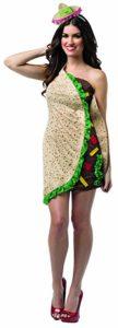 Women Foodies Taco Dress