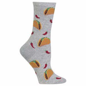 Women Tacos Socks