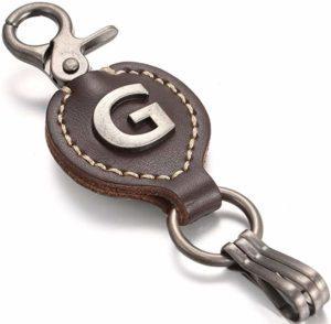 Alphabet G Keychain - Gifts That Start With G