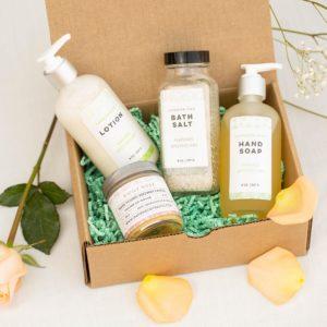 Bath & Body Subscription Box For Women