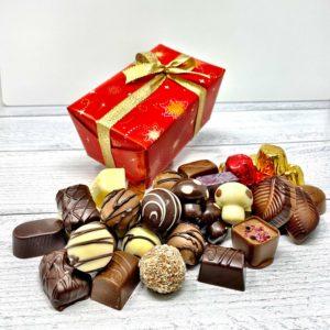 Belgian Chocolates Gift Box