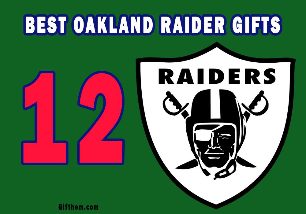 Oakland Raider Gifts