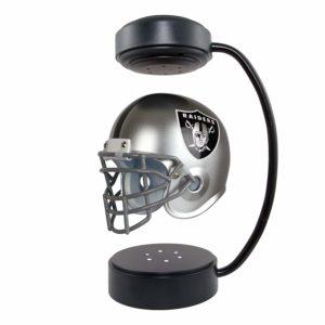 Football Helmet Stand - Oakland Raider Gifts