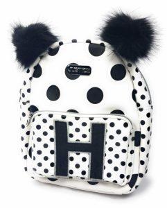 Letter H Mini Backpack