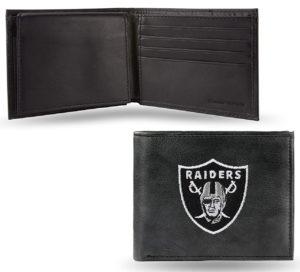 NFL Men Wallet - Oakland Raider Gift Ideas