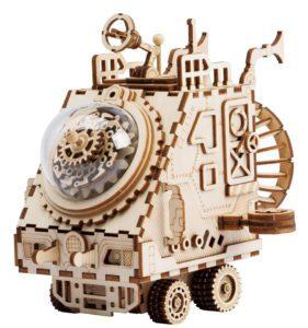 Robot Space Vehicle Craft Kit