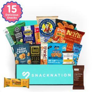 SnackNation Sub Box