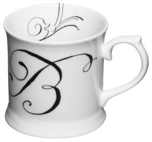 Yours Letter B Mug Gift