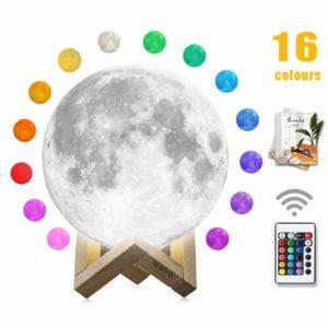 3D Print Moon Light