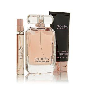3Pcs Sofia Vergara Gift Set