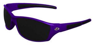 Baltimore Ravens Fan Sunglasses