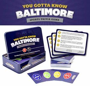 Baltimore Sports Trivia Game