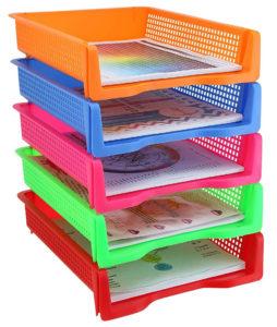 Desk Letter Organizer - Gifts For Teachers