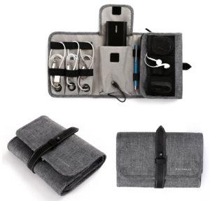 Electronics Accessories Bag