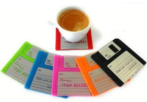 Floppy Disk Coaster