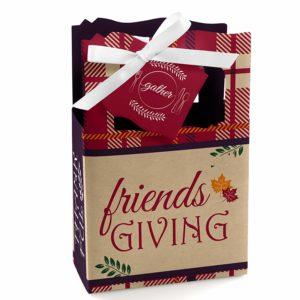 Friendsgiving Party Favor Boxes