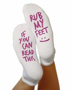 Funny Push Socks