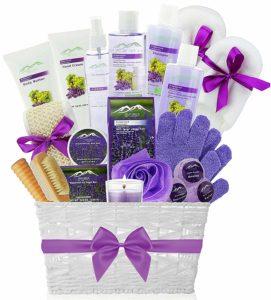 Gourmet Spa Gift Basket