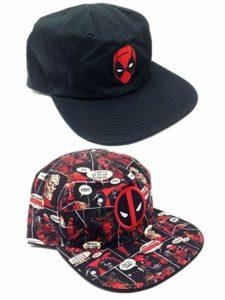 Marvel Comics Deadpool Hat