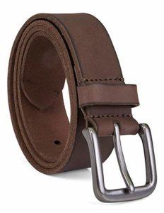 Men Classic Leather Belt