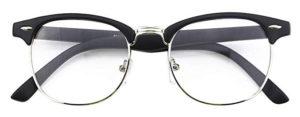 Nerd Clear Lens Glasses