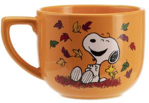 Oversized Peanuts Mug