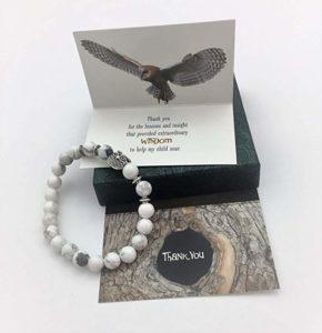 Owl Stretch Bracelet