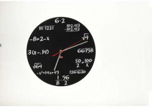 Quiz Clock Gift