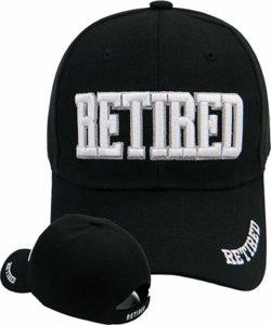 Retired Male Teacher Hat