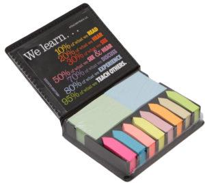 Sticky Note & Page Marker Set