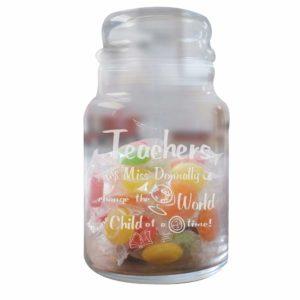 Teacher Treat Jar