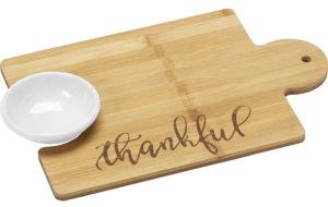 Thankful Cutting Board