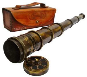 Vintage Telescope Gift