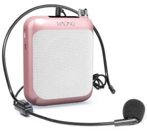 Voice Amplifier - Male Teacher Gifts