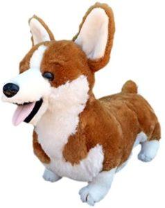 Corgi Dog Stuffed Toy