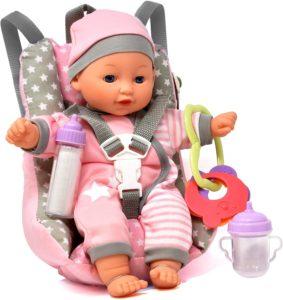 Doll Car Seat Toy